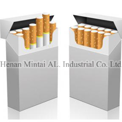 Alumnium Cigarette Packing Foil (Double Zero Foil)